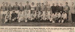 Gruppenbild 1977