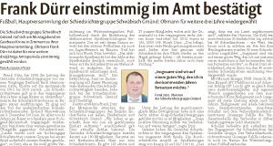 Frank_Dürr_einstimmig im Amt bestätigt