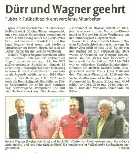 Bericht Ehrung Dürr RZ 19.05.2017
