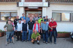 Seniorengruppe Ausflug