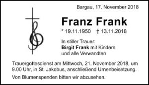 F Frank